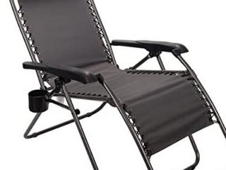 Timber ridge camping chair color grey