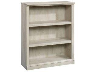 43 78  Decorative Bookshelf Brown 3 Number Of Shelves Chestnut   Sauder