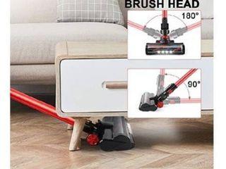 USED Moosoo Cordless Vacuum