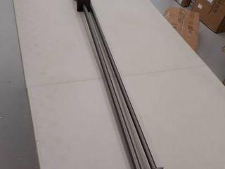 Curtain Rod extendable 4  rod