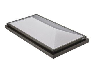 Sunoptics skylight and screen