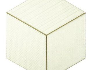 SomerTile 8 875x10 125 inch Concret Cubic Big Ben Porcelain Floor and Wall Tile  15 tiles 9 74 sqft  Retail 156 47