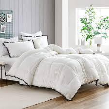 Bare Bottom - Lightly Oversized Comforter - Cream (Shams not included)- Retail:$113.99