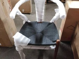 black and walnut chair 1 only