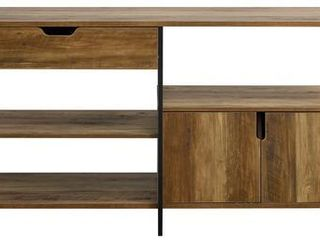 Carbon loft 58 inch Open Shelving Sideboard  Retail 281 49