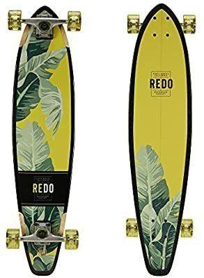 ReDo San Diego Palms Complete Skateboard  34 5  x 8  for Boys  Girls  Teens