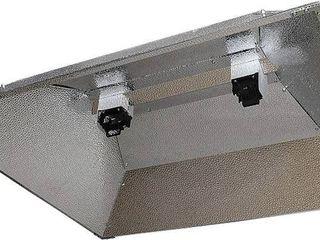 Hydro Crunch 630 Watt DE CMH Grow light Double Ended XXl Open Hood Reflector