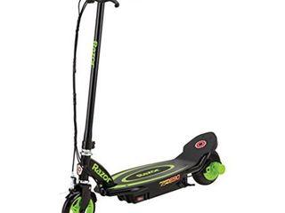 Razor Power Core E90 Electric Scooter  Green   UNTESTED