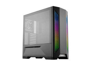 lian li lancool 2 Black Tempered Glass Atx Case  black Color  lancool Ii  x   ONE OF THE SIDE DOORS DOESNT lATCH ClOSE