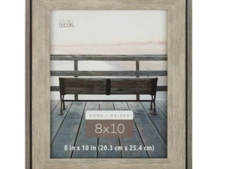 Gray Wash Two Tone Frame