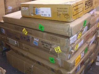 Pallet of Incomplete Items   NO ITEM IS COMPlETE