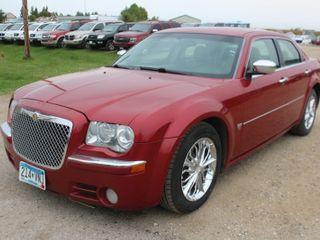 2007 Chrysler 300 C 5.7l HEMI
