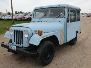 1974 AMC LL JEEP