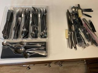 Flatware, Knives & Misc. Utensils