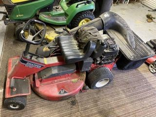 Snapper SR150 Riding Lawn Mower