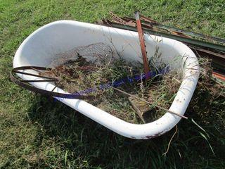BATHTUB   STEEl WHEEl