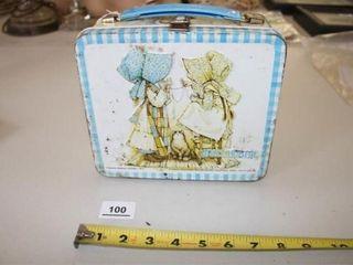 Holly Hobbie lunchbox 1979