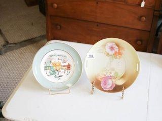 Avon   R S Plates