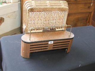 Antique ceramic heater