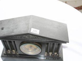 Vintage Steel Clock