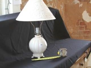 Aladdin lamp   Ivory Color