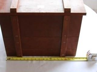 Firewood Kindling Wood Box