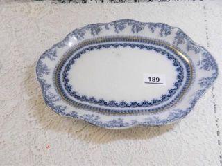 Royal Semi Porcelain Platter