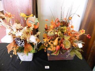 Fall Floral Arrangements   2
