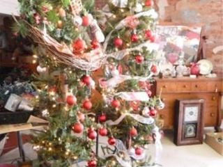Christmas Trees  2  light Up