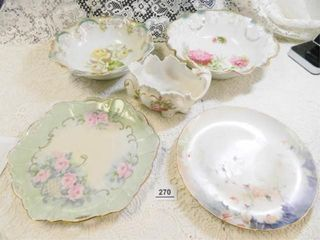 Decorative Bowls  Plates  Gravyboat