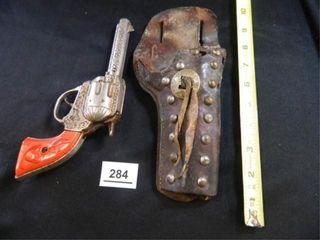 Gene Autry Cap Gun  Holster