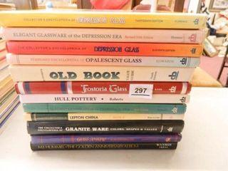Collector s Books  Depression Glass