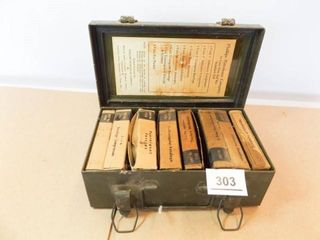 Phillips Petroleum First Aid Kit