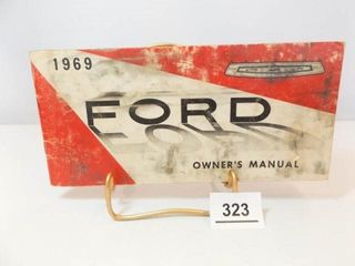1969 Ford Owner s Manual