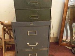 Metal Filing  Storage Cabinets  2