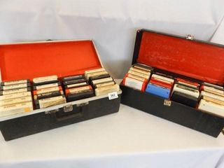 8 Track Tapes   majority Country  45