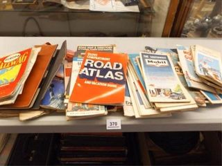 Atlas  Road Maps  Hotel Guides  30