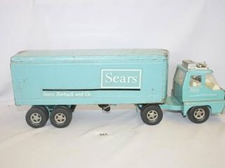 Sears  Roebuck and Co  Truck and Trailer