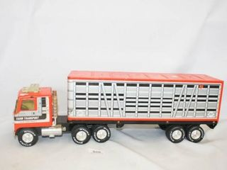 Nylint Truck and Trailer  Die Cast some plastic