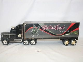 Buddy l Golden Eagle Express Truck and Trailer