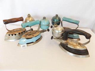 Kerosene Irons  4