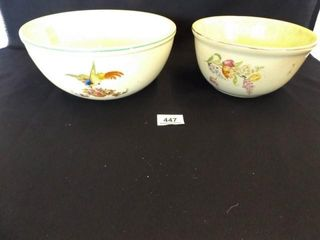 Pottery Bowls   Homer laughlin  Other