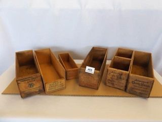 Wood Cheese Boxes  6