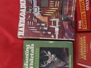 HUNTING AND GUN BOOKS