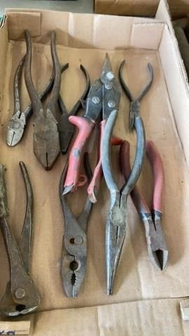 PlIERS AND SNIPERS