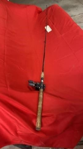 NORTHEAST OUTFITTERS ROD WITH ABU GARCIA REEl