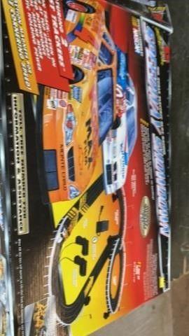 NASCAR SPEEDWAY RACE TRACK