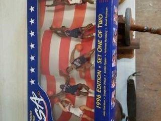 USA OlYMPIC MENS BASKETBAll  1996 EDITION
