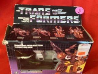 TRANSFORMERS CHOP SHOP
