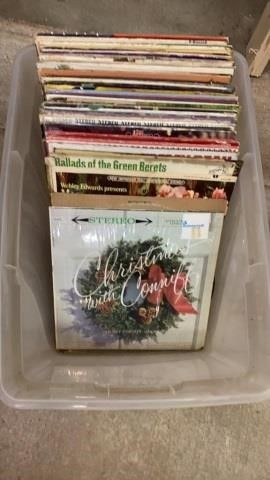 ABOUT 40 OR SO AlBUMS OF DIFFERENT KINDS OF MUSIC